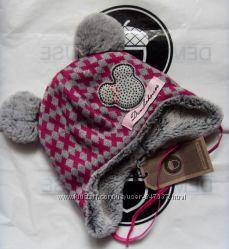 Распродажа низкие цены - Шапки зимние для девочек Дембохаус Dembohouse