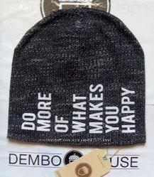 Распродажа низкие цены Шапка шапки деми Дембохаус Dembohouse теплая зима