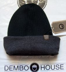 Шапка шапки унисекс Дембохаус Dembohouse