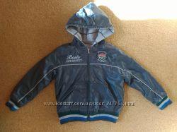 Двухсторонняя ветровка куртка