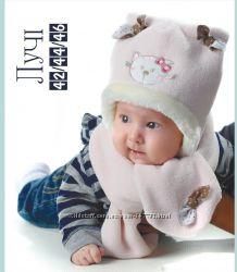 Зимние шапочки для девочек Dembohouse