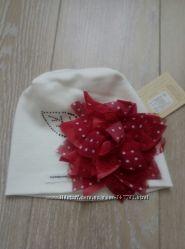 Трикотажные шапочки на девочек Dembohouse