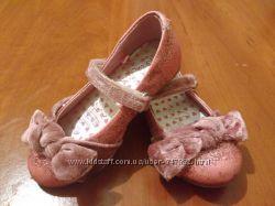 Рожеві туфельки