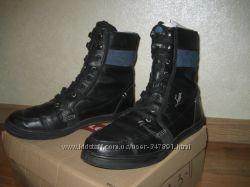 Ботинки Levis р. 39-25, 5 см кожа натуральная
