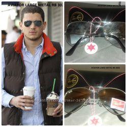 Солнцезащитные брендовые очки RAY BAN рейбен, Италия