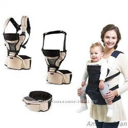 3 in 1 pognae smart hipseat carrier хипсит Понье эргохипсит Корея