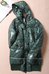Стильная куртка пуховик Монклер moncler