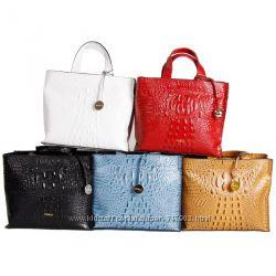Женские сумки, клатчи, кошельки известных европейских брендов