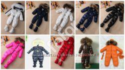 Moncler  элитные комбинезоны, куртки для детей