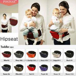 Хипсит Pognae toddler понье для детей с 6 мес до 3 лет без спинки