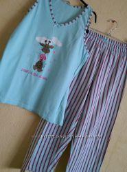 Пижама Matalan р 8-10 Трикотаж
