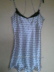 Красивенькая атласная рубашечка Secret Possessions  8-10