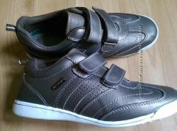 Отменные крепкие туфли Кожа foot therapy 24. 5см