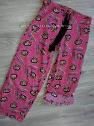Пижамные домашние штаники The Muppets р10-12 Хлопок