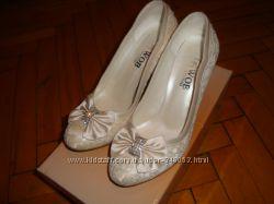 Свадебные туфли , р. 36