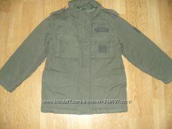 Деми куртка на 6-7 лет 122см David Beckham