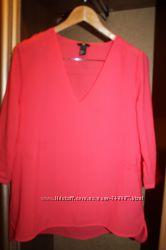 Модная блузка туника H&M   размер EUR40
