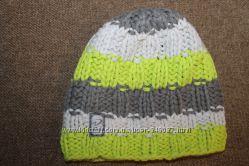 Зимняя двойная шапка на флисе на 8-12 лет Канада