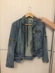 Джинсовая куртка Sela