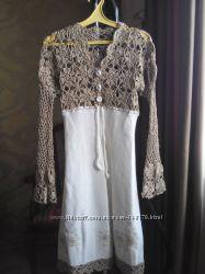 Эксклюзивное платье р. s xs