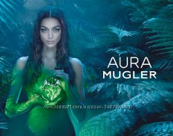 Пробники AURA MUGLER