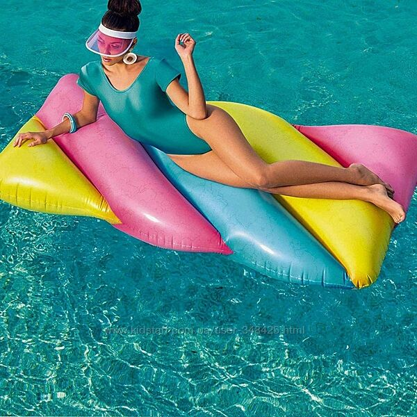 Акция 270 грн Надувной матрас для плавания Конфета