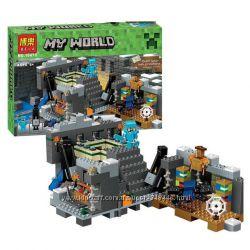 Конструктор майнкрафт 10470 Minecraft Bela
