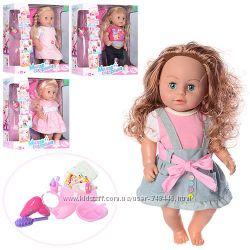 Кукла сестра baby born 4 вида аналог .  милая сестренка пупс беби борн