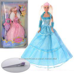 Кукла дефа люси. defa 8003 принцесса волшебница типа барби