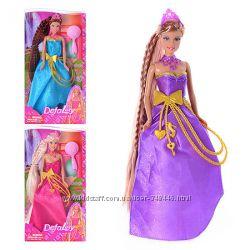 Кукла дефа люси. defa 8195 принцесса типа барби три вида