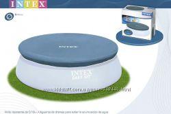 Тенты, фильтрационные насосы, картриджи А, В для бассейнов Интекс Intex