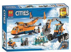 Конструктор Bela 10996 City Арктическая экспедиция , 02112 Lepin 28021