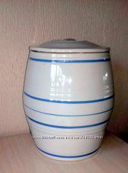 Емкость керамическая. Жбан 10 литров.
