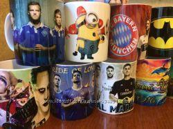 Магазин чашек, чашка с фото, печать на чашках