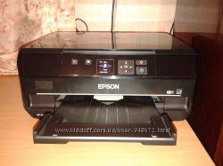МФУ Epson Expression Premium XP-510  чернила