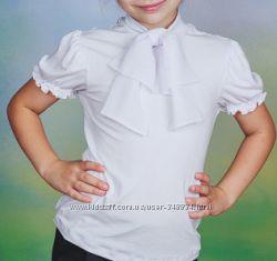 Школьные трикотажные блузки под заказ, совместные покупки