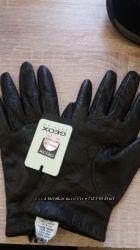 Перчатки Geox кожаные размер S