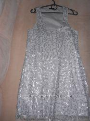 Красивое платье Sisley