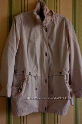 Женская куртка плащ
