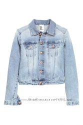 Джинсовая куртка H&M
