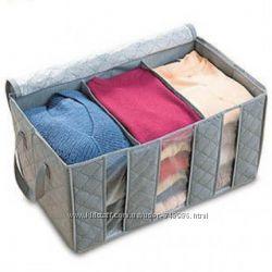 Коробы, кофры для хранения белья, вещей или игрушек