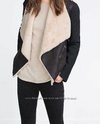 Короткая новая куртка XS-S ZARA модель 1255232