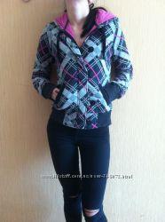Куртка-толстовка очень теплая