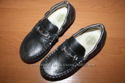 Туфли-мокасины PRIMIGI кожа