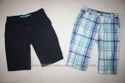Фирменные шорты NEXT и H&M