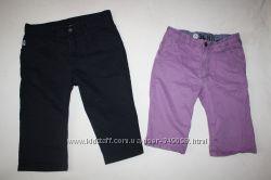 Фирменные шорты NEXT и бриджи H&M
