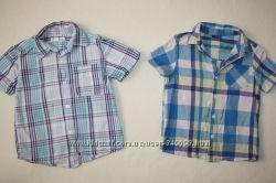 Фирменные , летние рубашечки отличное состояние