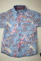 Фирменная рубашка  REBEL