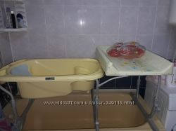 Ванночка  для купания Cam Idro Baby Estraibile