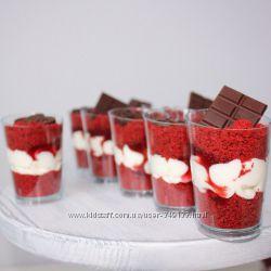 Стаканы под десерты